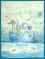 A Teacup's Dream by SoLbizaRk