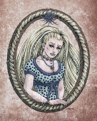 Rapunzel by Shakoriel