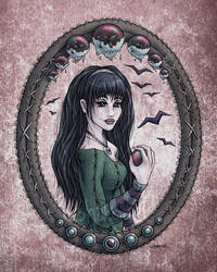 Snow White by Shakoriel