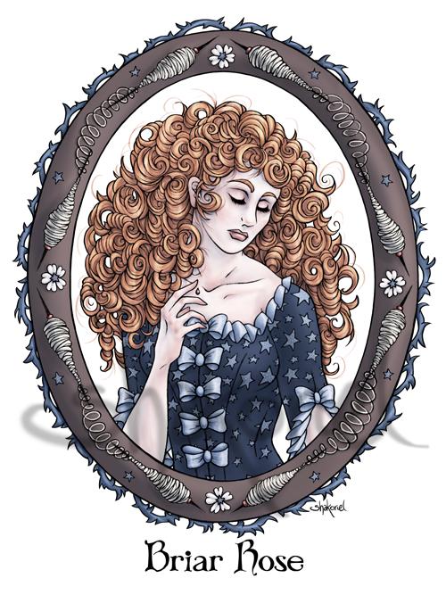 Briar Rose (poster) by Shakoriel