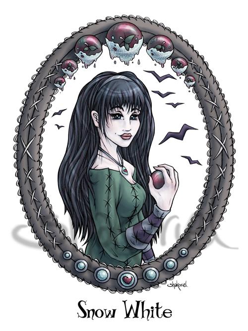 Snow White (poster) by Shakoriel