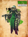 Water Maiden by jeftoon01