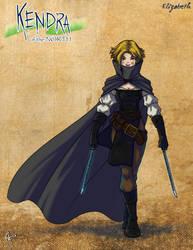 Elizabeth the Mystic Blacksmith by jeftoon01