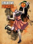 Creative Princess by jeftoon01