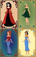 Best Friends Disney Form by Novabolivia29