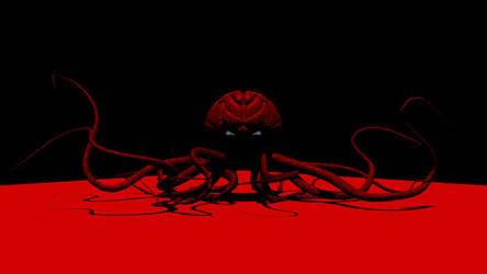 Red Martian by cybernetichero