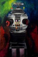 Cybernetic Hero by cybernetichero