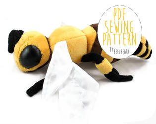 Bee Sewing Pattern by BeeZee-Art