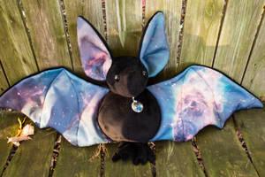 Giant Galaxy Bat 1 by BeeZee-Art