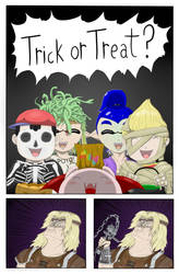 Happy Halloween! by The-Gamer-Within