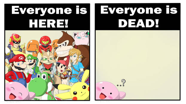Everyone was here! by The-Gamer-Within