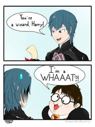 Yer a wizard! by The-Gamer-Within