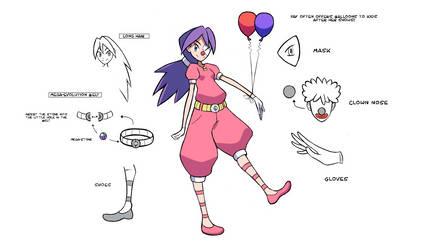 ELITE 1 - Fay (Fairy Type) by AliodaDraws