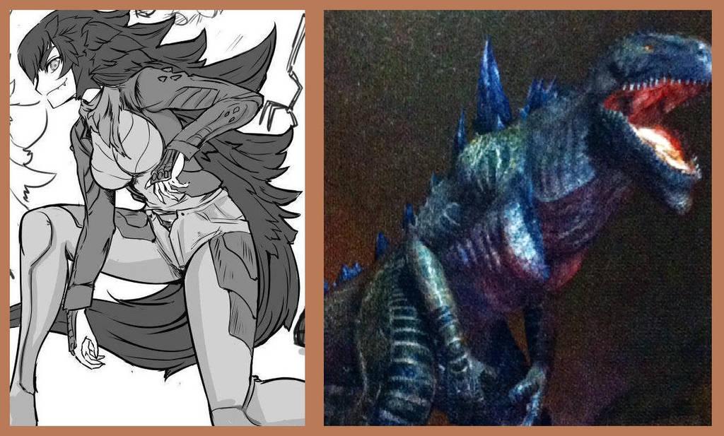 Godzilla Fanfiction Human