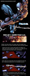 spider man tutorial signature by lokister