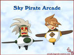 Sky Pirate Arcade by fab-wpg
