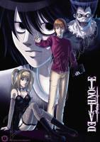 Fanart Death Note by hisui1986