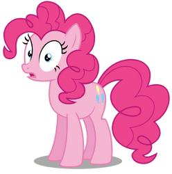 Pinkie Pie (Shocked) #2 by TheHylie