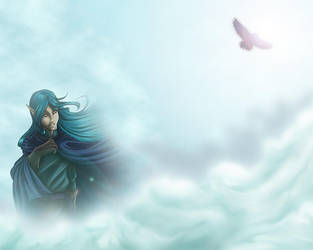 Sea in the sky by Mirri