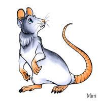 Rattie by Mirri