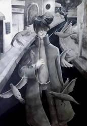 Karasu by juriTanaka