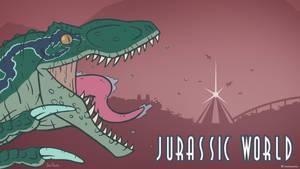 Velociraptor Blue Wallpaper by DanPazmio
