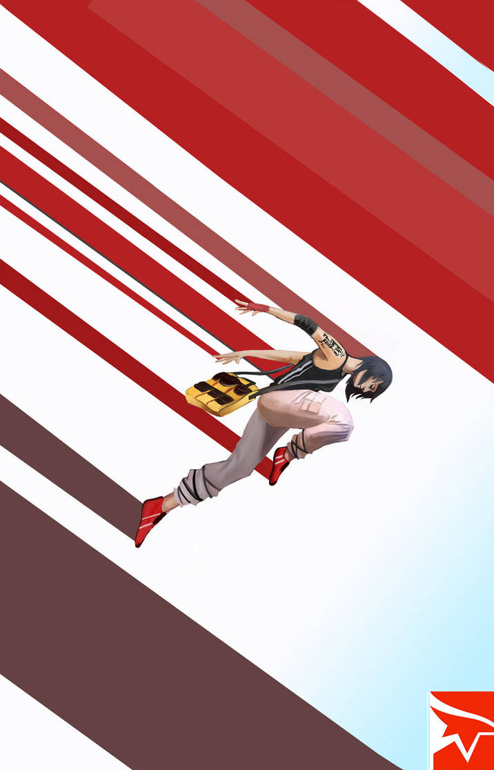 Mirrors Edge by k04sk