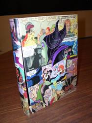 Big Book of Disney Villains by UnderdogGirl