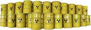 Radioactive Barrels by 0Ebi0