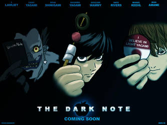 The Dark Note by Mephypoo