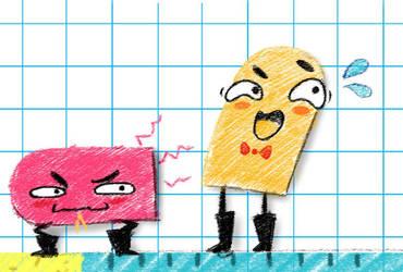 Snipperclips by Ninourse07