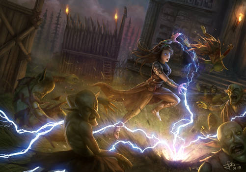 Fortress of Shadows (Stonehaven League Book II) by tjota