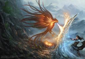 Cavern of Spirits (Stonehaven League Book III) by tjota