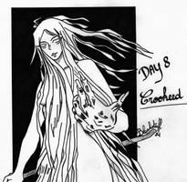 [Inktober] Day 8 - Crooked by Blackstaff14