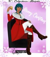 [Santa KamiFC] Mere Isael Noel ! pour Calychoco by Blackstaff14