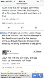 To those who don't understand why we are upset by Zayn-Malik-Come-Back