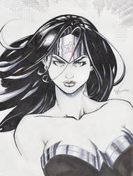 Wonder Woman Commission by Marc-F-Huizinga