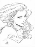 Supergirl 2017 by Marc-F-Huizinga