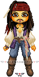 V Jack Sparrow by theVC