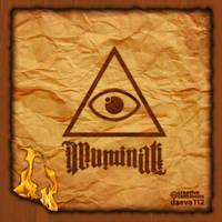 Burning Illuminati by daeva112