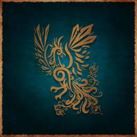 Phoenix Blue by daeva112