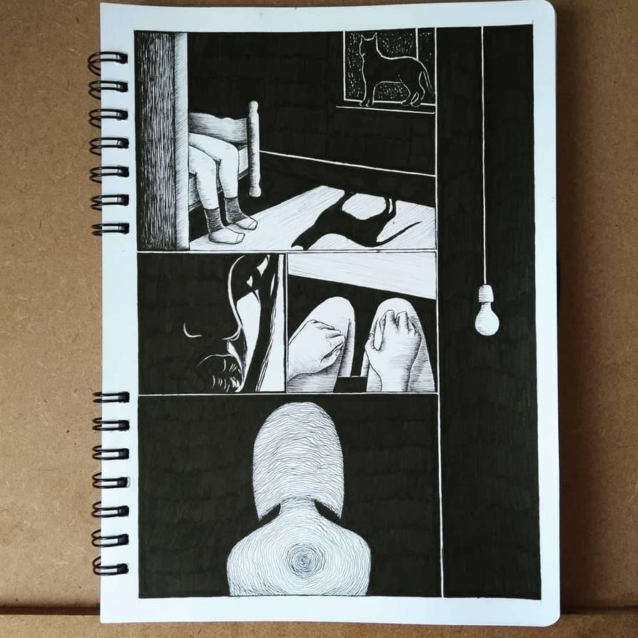 Last light on by annalogias
