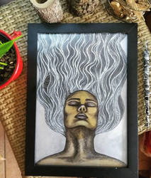 euphoria in silver and gold by annalogias