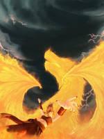 Fiery Bond by diegodandrea