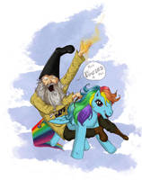 Vermin Supreme by diegodandrea