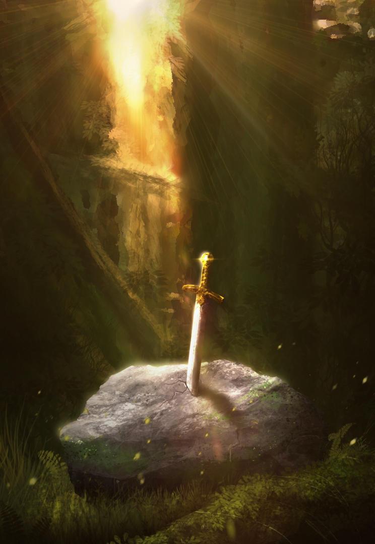 Excalibur by diegodandrea