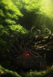 Forest Keeper by diegodandrea