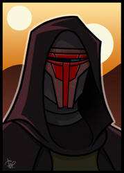 Revan #2 by Todd-the-fox
