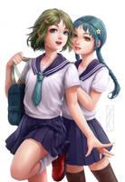 Lovely days by Kotikomori