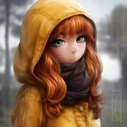 Autumn thoughts by Kotikomori